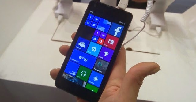 Smartphone Windows Phone mới WINPRO 5