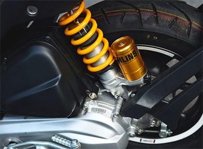 Daftar Harga Variasi Motor Shock OHLINS Terbaru