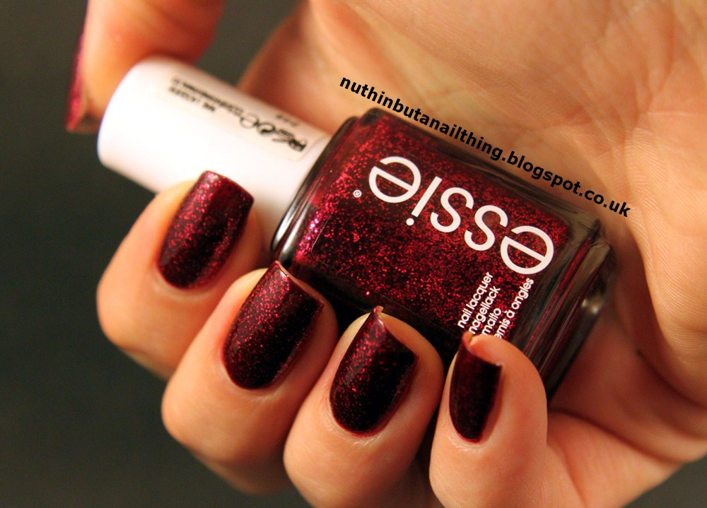 nuthin\' but a nail thing: Essie - Leading Lady