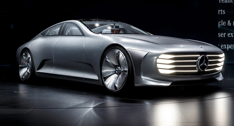 New Mercedes Concept IAA Is A Shape-Shifting CLS From The ...
