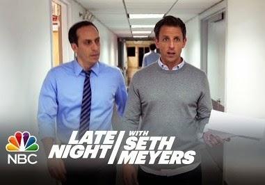 WATCH Seth Meyers' Sorkin Sketch & Amy Schumer's Food Room - Undead Monday