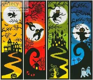 Halloween Banners-Artecy