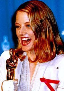 Jodie Foster gana el Oscar por la película El acusado
