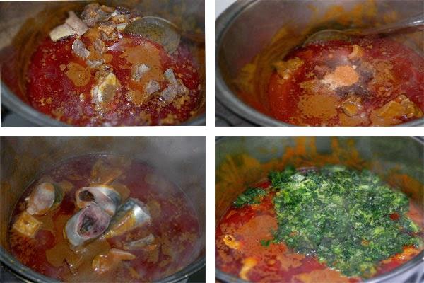Ofe Akwu ,Igbo-style Banga Stew/Soup