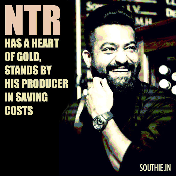 NTR shows that he has a Heart of Gold. NTR stands y his producer to cut costs for his movie Nannaku Prematho. NTR 25, Nannaku Prematho, Jr.NTR, NTR 25, JR.NTR in Nannaku Prematho, HD photos,