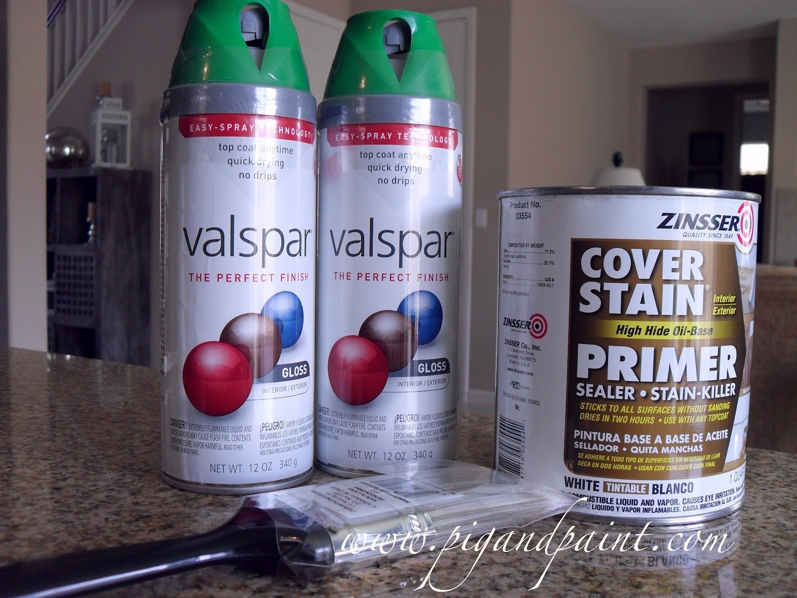 picked up a few cans of kelly green spray paint a reputable oil based. Black Bedroom Furniture Sets. Home Design Ideas