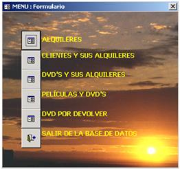 Access: Formularios