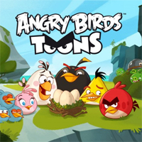 Angry Birds Toons 1x01: Chuck Time