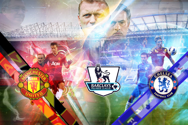 Download Kumpulan Foto Foto Wallpaper Mnchester United (MU) vs Chelsea