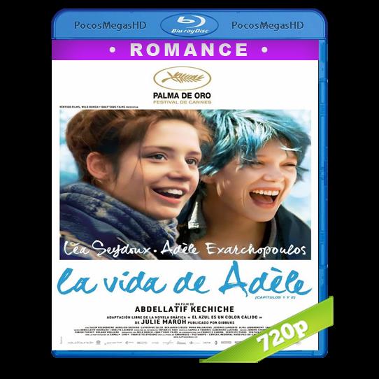La vida de Adèle(2013) BrRip 720p Francés AC3+subs