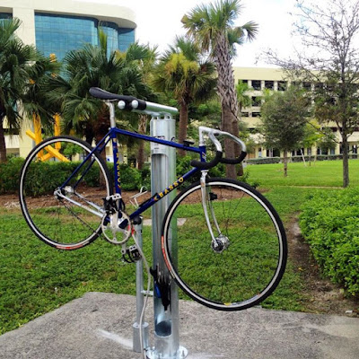 Public Bike Repair Station The Miami Bike Scene