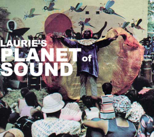 Laurie's Planet of Sound