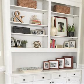 Bookcase Refresh