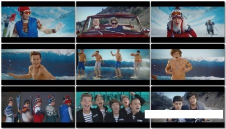 One Direction Kiss You Hd Video Free Download