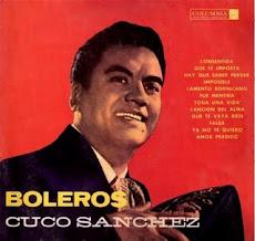 "Cuco Sanchez canta ""Anoche estuve llorando"""