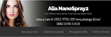 Alia NanoSpray2