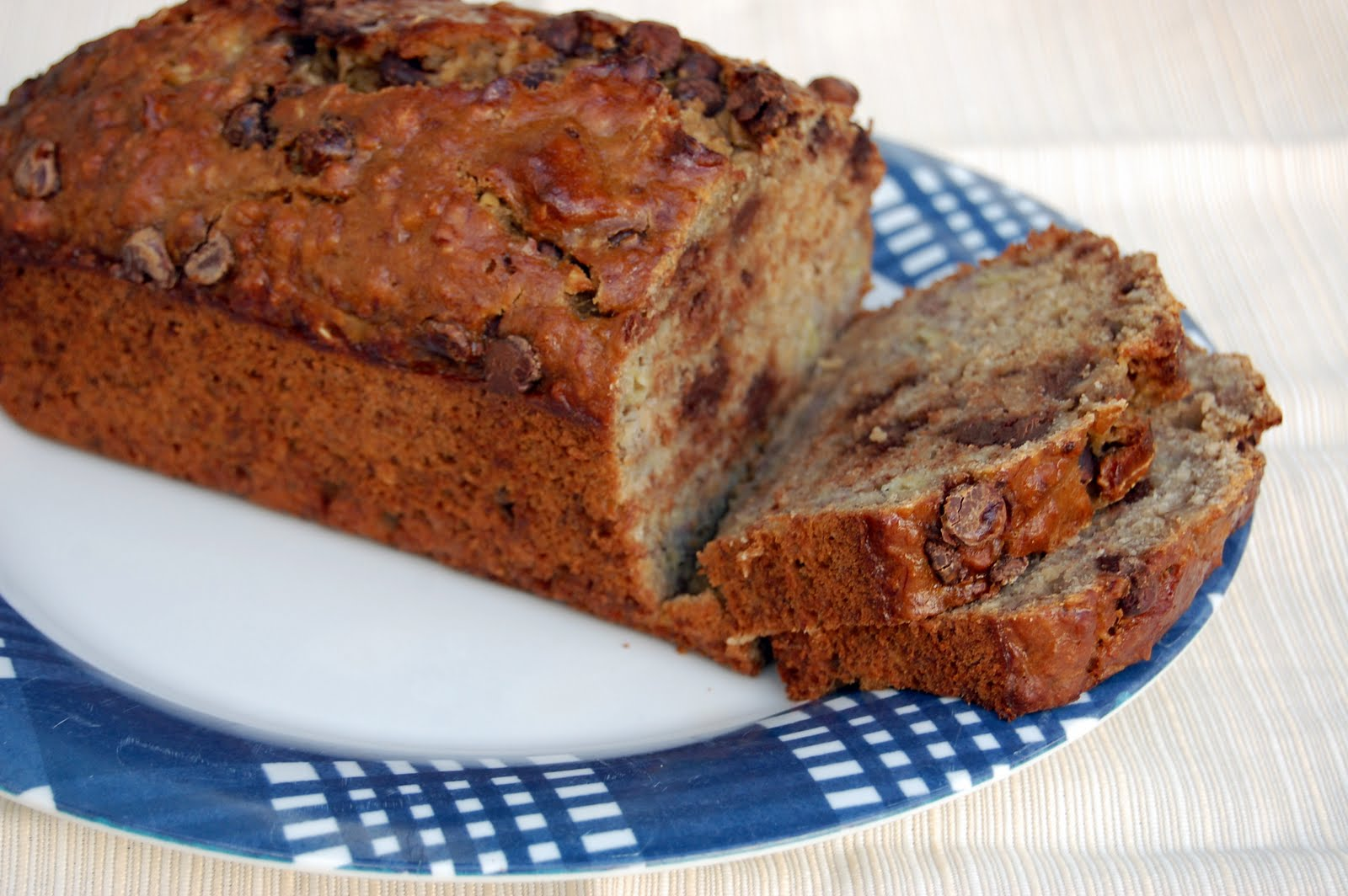 Chocolate Chocolate Chip Banana Bread Recipes — Dishmaps