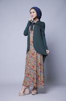 Contoh Model Baju Muslim Modern Untuk Wanita