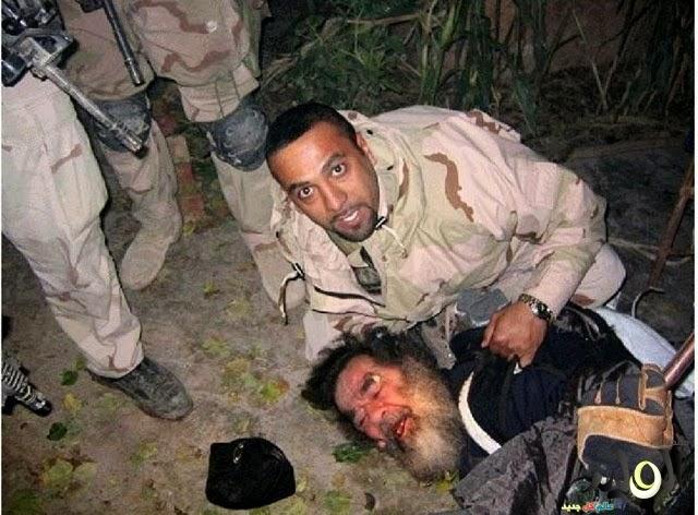 """الرجل الذي أخفى """"صدام حسين"""""""