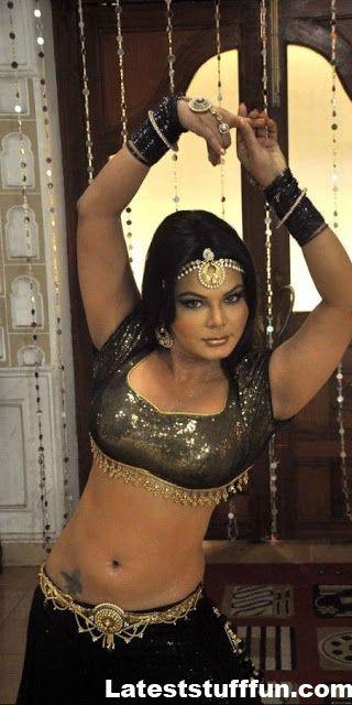 town rakhi sawant latest hot item song photo gallery