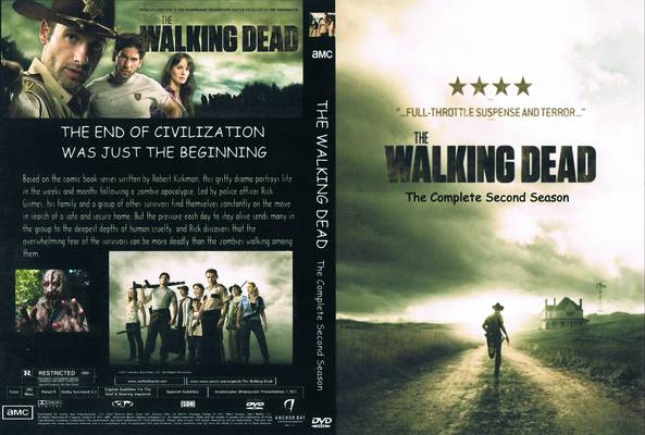 the walking dead mkv
