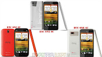 HTC One SC,SU,dan ST Rilis Akhir September 2012