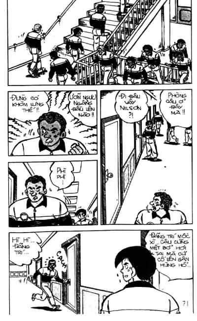 Jindodinho - Đường Dẫn Đến Khung Thành III Tập 26 page 71 Congtruyen24h