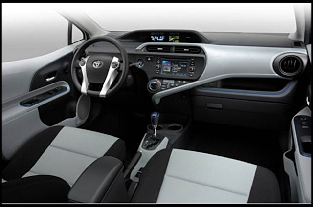 2016 Toyota Prius C Review Philippines Price