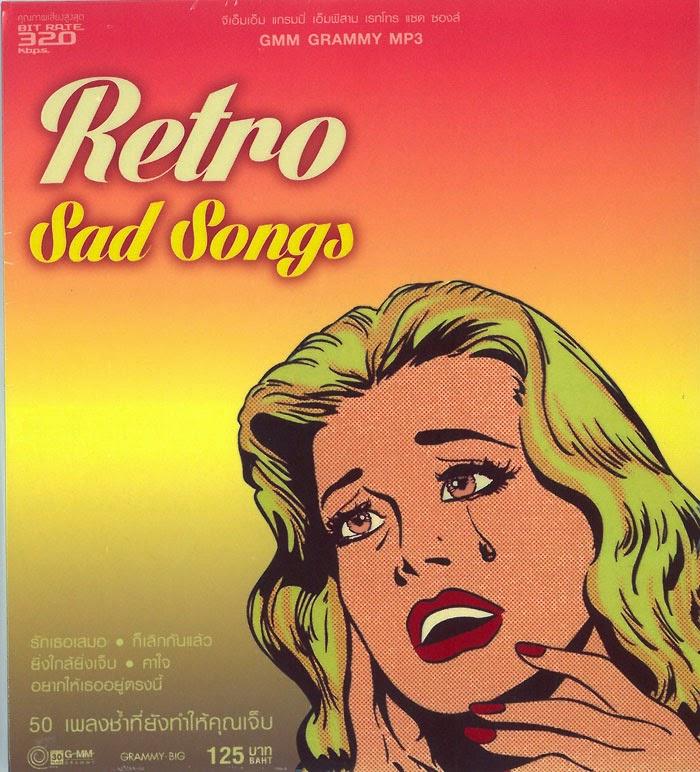 Download [Mp3]-[Album Sad Songs] 50 บทเพลงช้ำที่ยังทำให้คุณเจ็บ ในชุด GMM Grammy Retro Sad Songs @320kbps [Solidfiles] 4shared By Pleng-mun.com