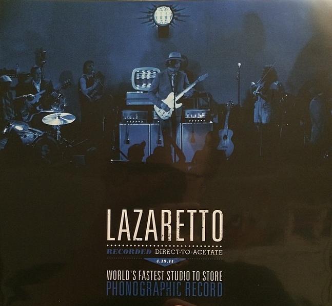 Download Jack White - Lazaretto 2014 MP3 Música