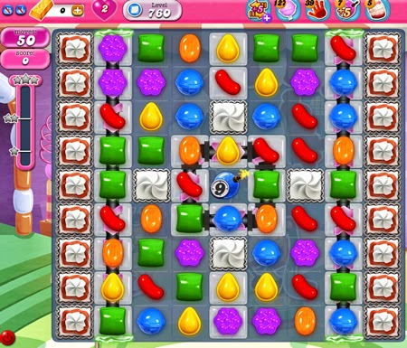 Candy Crush Saga 760