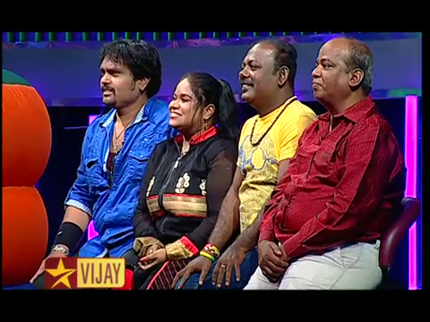 Naduvula Konjam Disturb Pannuvom | 30th November 2014 | Promo 1,2 Vijay Tv