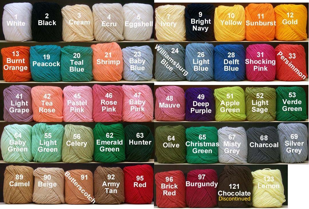 KnitFit: I love dishcloth cotton