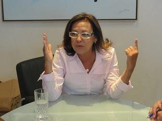Senadora propôs a estadualização do Metrô