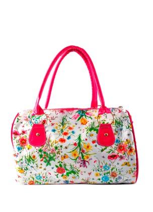 2013 İlkbahar Yaz Çiçekli Çanta Modelleri