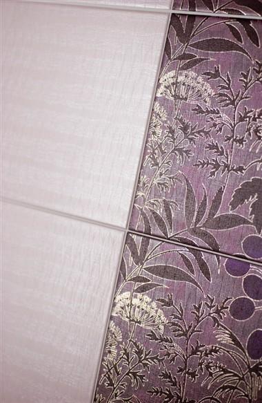 Piastrelle effetto decor blog arredamento - Posa piastrelle rettangolari ...