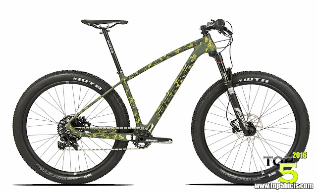 Berria Bike y su nueva Bravo Fatty 27,5 Plus