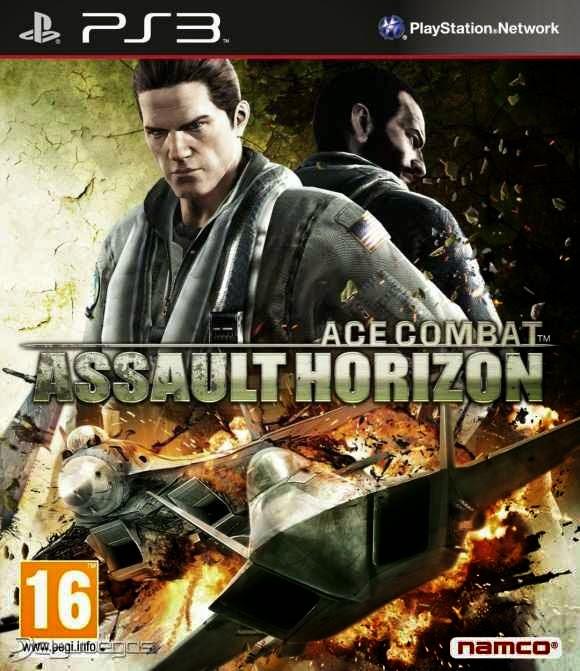 Ace Combat: Assault Horizon [EUR] [MULTI] [3.55/4.XX]