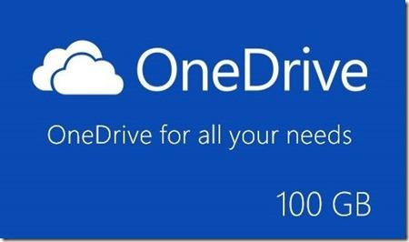 Daftar Bing, Gratis 100GB di OneDrive Selama Setahun