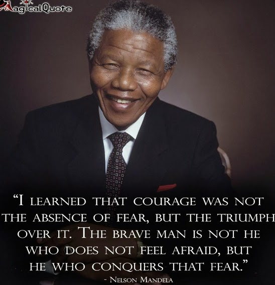 courage self discovery