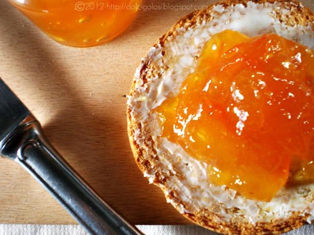 Dolci golosità: Marmellata di mandarini cinesi o kumquat