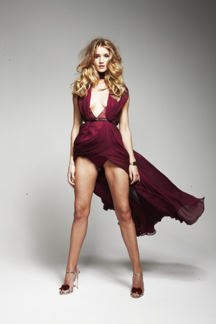 Rosie Huntington-Whiteley – GQ Magazine