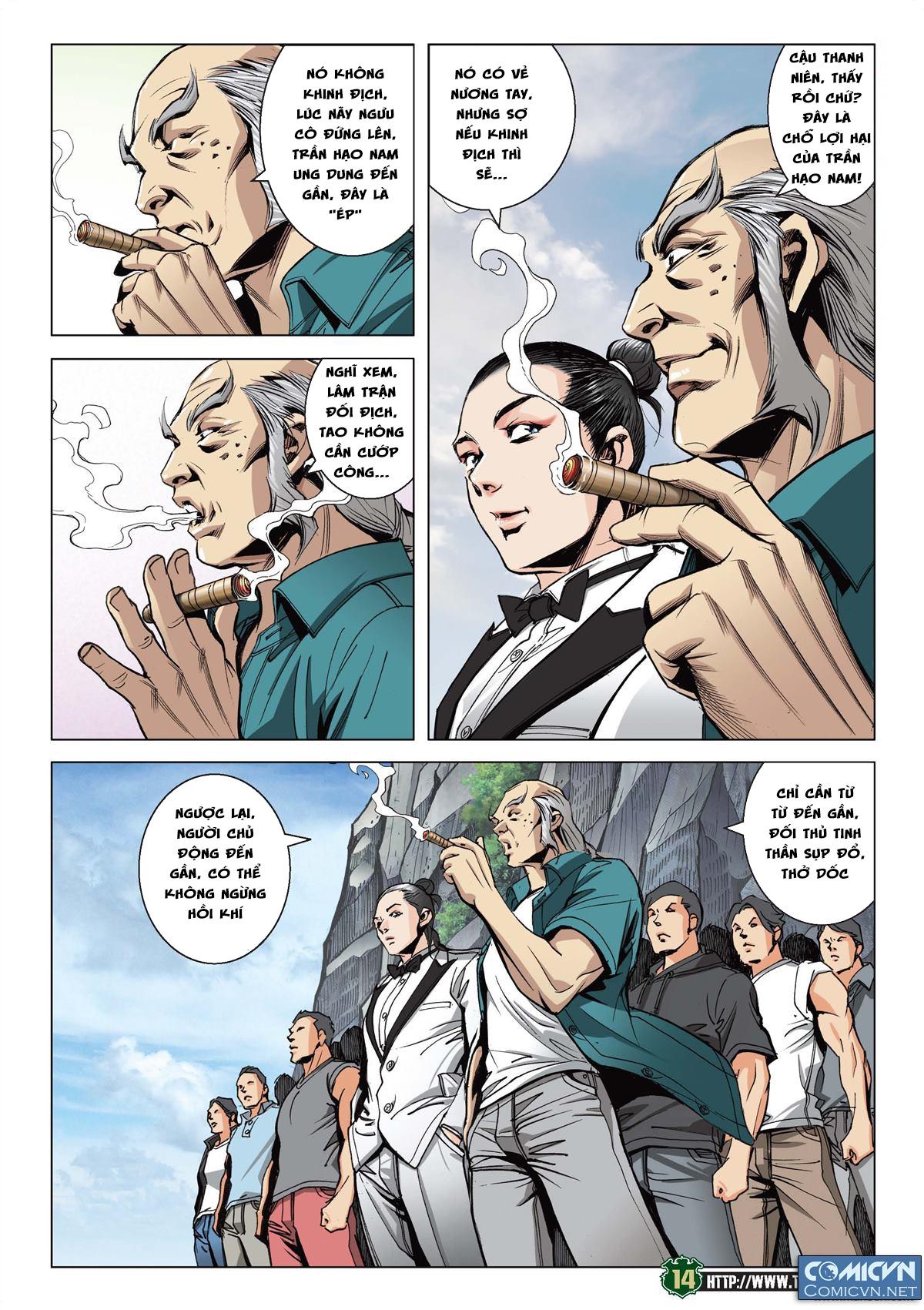 Người Trong Giang Hồ Chap 2133 - Next Chap 2134