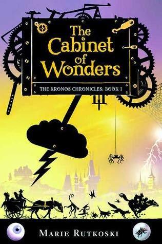 The Cabinet of Wonders Marie Rutkoski