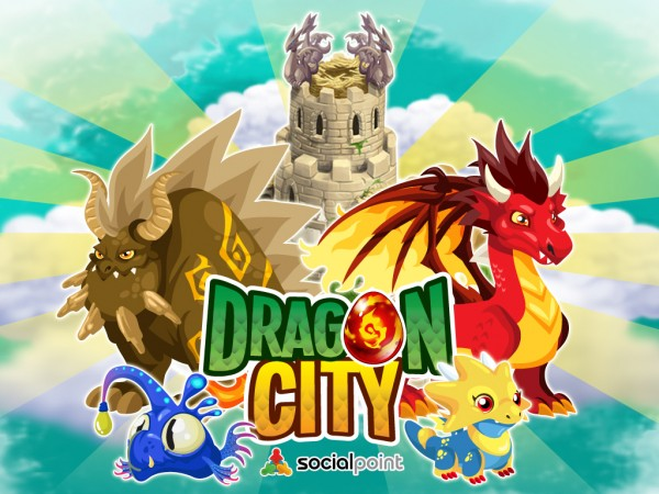 Dragon City Social Point
