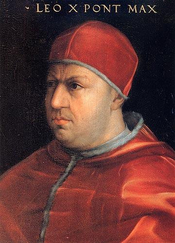 Leo bilimi ve Rönesans dönemi sanatçılarını desteklemesine ...