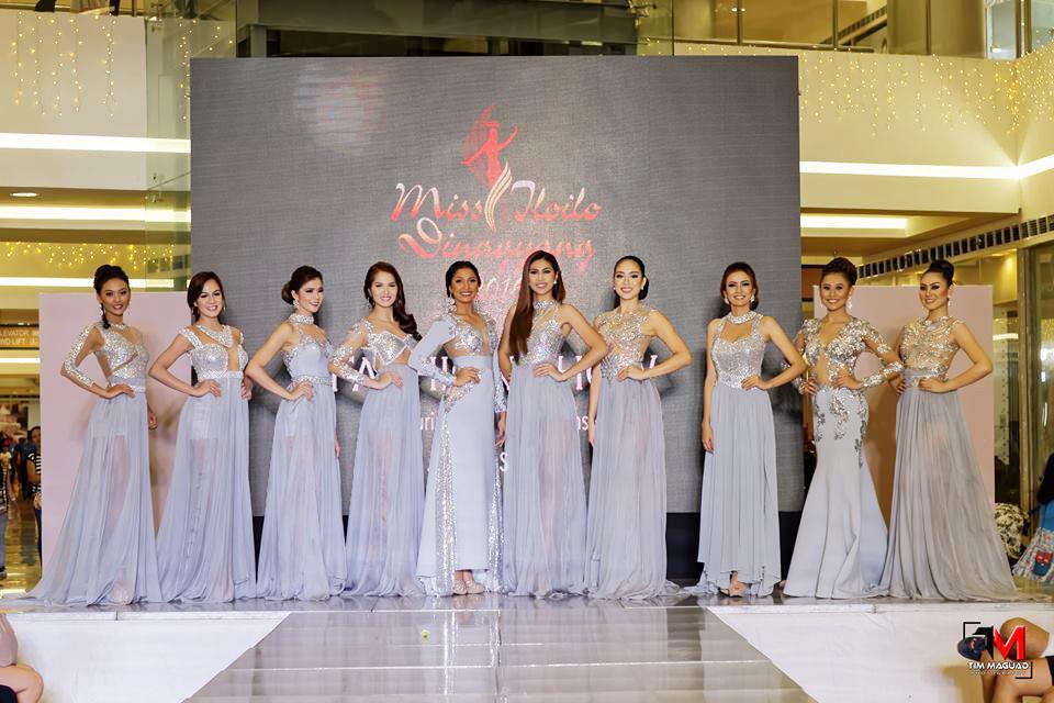 Miss Iloilo Dinagyang 2016 Winners