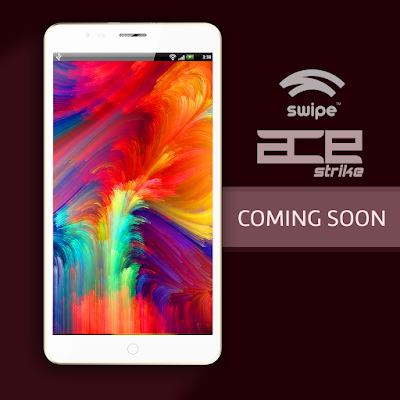 Swipe Teases Most Affordable 4G Tablet called Ace Strike with 2GB RAM in India