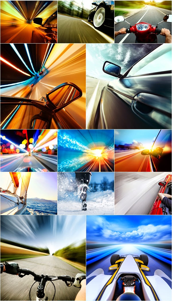stock images speed