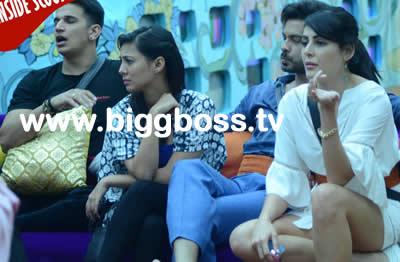 Bigg Boss 9 Day 4 Mandana Karimi Makes Snore